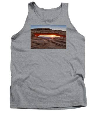 Another Sunrise At Mesa Arch Tank Top