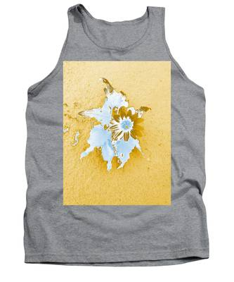 Beach Flower Tank Top