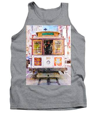 Cable Car No. 10 Tank Top