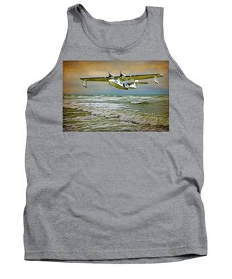 Catalina Flying Boat Tank Top