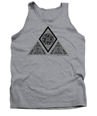 Celtic Pyramid Tank Top