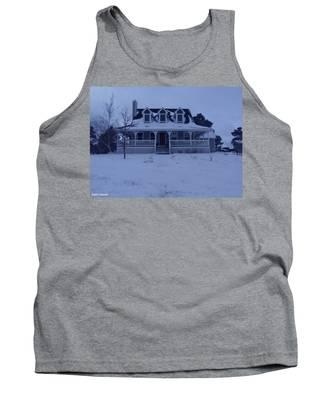 Dahl House Tank Top