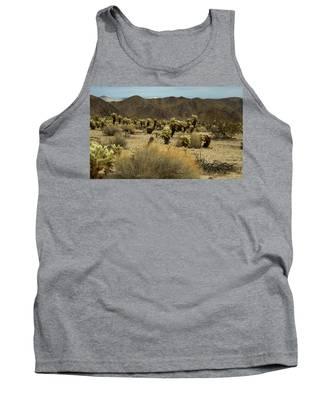 Desert Beauty Tank Top