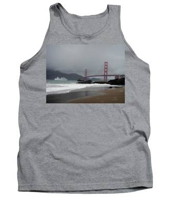 Entering The Golden Gate Tank Top