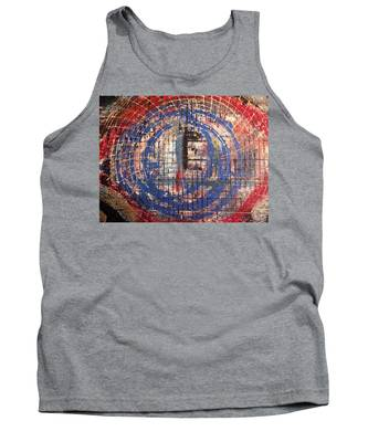 Eye Of The Beholder Tank Top