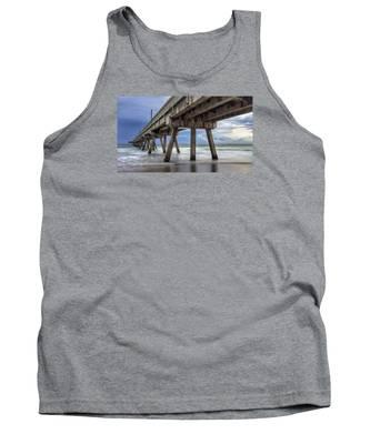 Gloomy Pier Tank Top