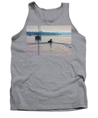 Into The Morning Light Tank Top