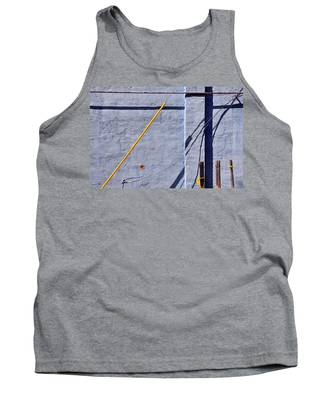 Tank Top featuring the photograph Krishna Blue by Skip Hunt