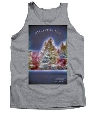 Merry Christmas Tank Top