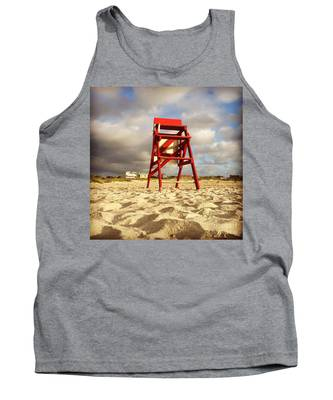 Mighty Red Tank Top