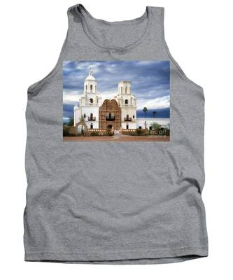Mission San Xavier Del Bac Tank Top