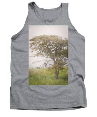 Misty Landscape Tank Top
