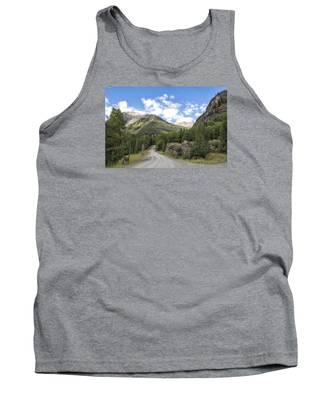 Mountain Crossroads Tank Top