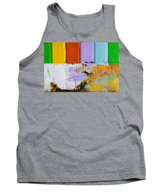 Tank Top featuring the photograph Once Upon A Circus by Skip Hunt