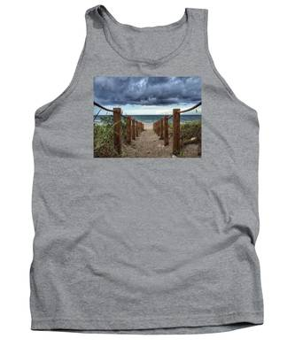Pathway To The Clouds Tank Top