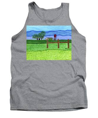 Auburndale, Florida Tank Top