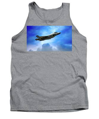 Reach For The Skies Tank Top