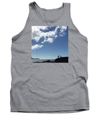 Ready To Jump Tank Top