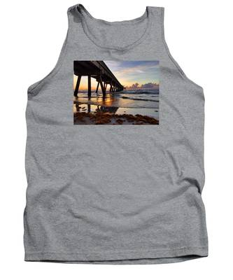 Reflections On The Water Tank Top