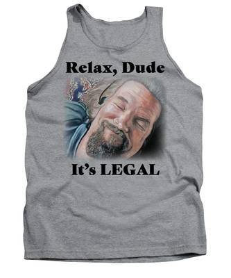 Relax, Dude Tank Top