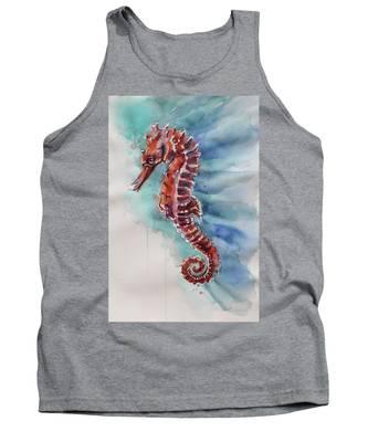 Seahorse 2 Tank Top