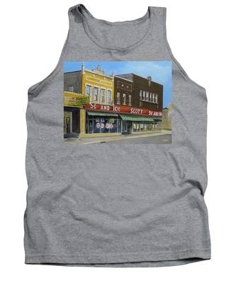 Stand Again Tank Top