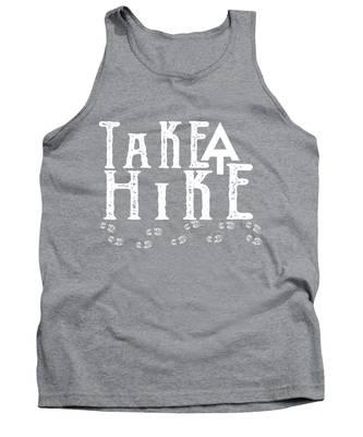 Hike Tank Tops