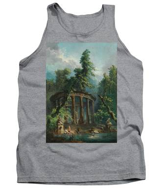The Bathing Pool Tank Top