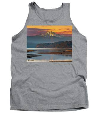 The Brothers From Hood Canal Tank Top
