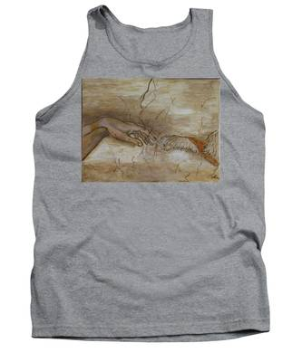 The Creation Of Humanity Tank Top
