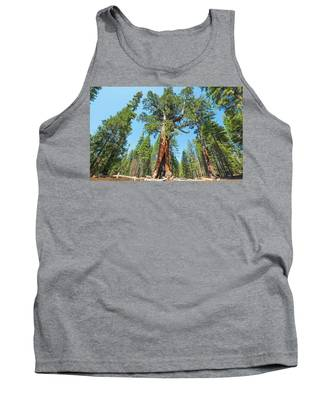 The Grizzly Giant- Tank Top