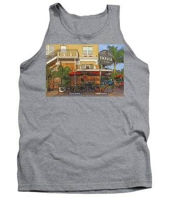 The Ponce De Leon Hotel Tank Top