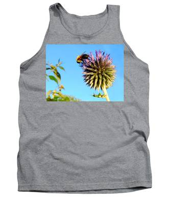 The Thistle And The Bee. Tank Top