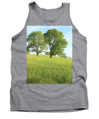 Summer Trees 2 Tank Top
