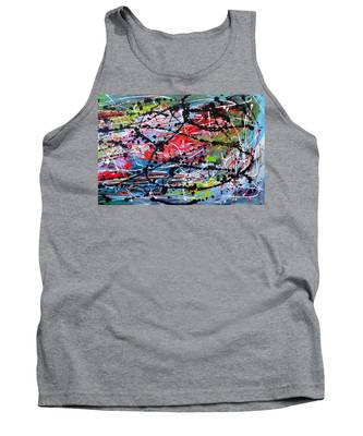Unseen 2 Of 2 Tank Top