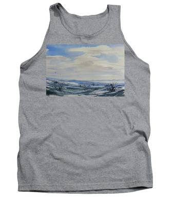 Winter Wilds Tank Top