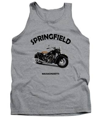 Indian Chief Tank Tops