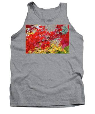 Brilliant Fall Color Tank Top