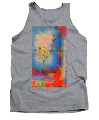 By Any Other Name Tank Top by Skip Hunt