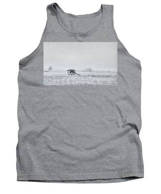 Cannon Out In The Field Tank Top