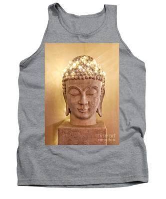 Dawn Buddha  Tank Top