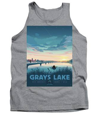 Grays Lake Tank Top