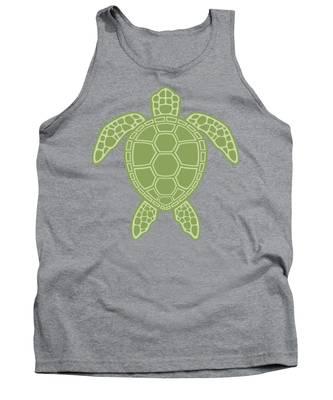Sea Turtle Tank Tops