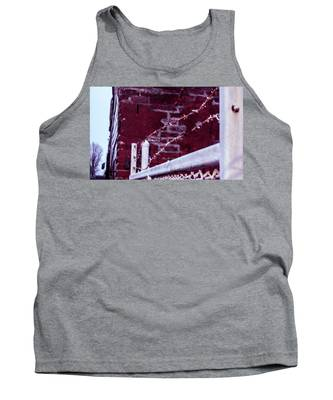 Keep Out Tank Top