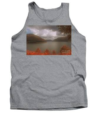 Kinzua Lake Tank Top