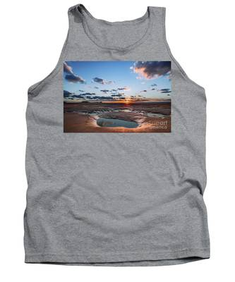 Llangennith Beach Tank Top