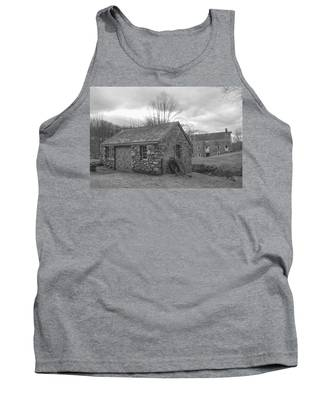 Lock House And Store - Waterloo Village Tank Top