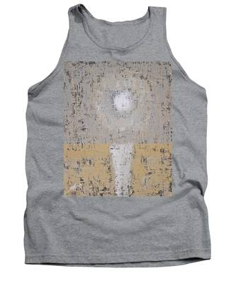 Snow Moon Original Painting Tank Top