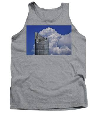 Stacked Tank Top by Skip Hunt