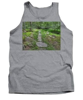 Stepping Stone Path - Kinnelon Tank Top